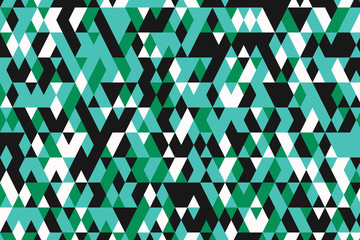 Abstract background in bright colors. Vector illustration