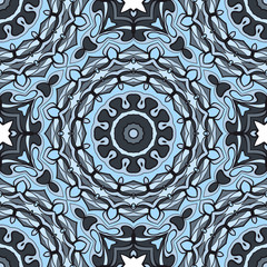 mandala ornament. seamless pattern. Abstract Geometric Background Design. for design, wallpaper, invitation, fabric, decor
