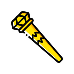 Story Time - Sceptre - (Yellow)