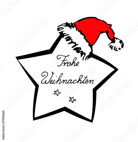 Stern Frohe Weihnachten.Stern Frohe Weihnachten Stockfotos Und Lizenzfreie Bilder
