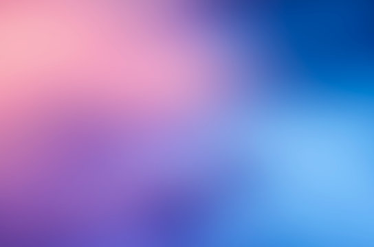 blue pink blur  abstract background