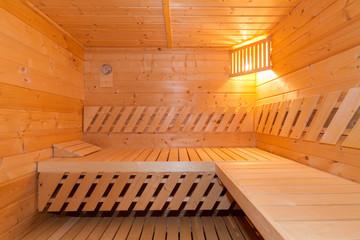 Sauna Landschaft