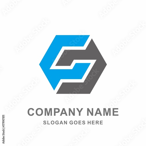 Monogram letter s geometric square cube hexagon architecture monogram letter s geometric square cube hexagon architecture construction business company stock vector logo design template pronofoot35fo Images