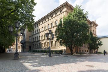 Parlamentgebäude von Riga