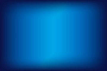 Abstract blue blur color gradient background for graphic design. Vector illustration.