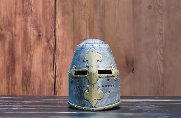 crusader's helmet
