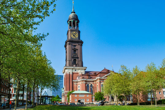Hauptkirche Sankt Michaelis, Hamburg
