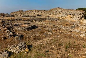Conimbriga is one of the largest and the best preserved Roman settlements excavated in Portugal, classified as a National Monument in 1910.