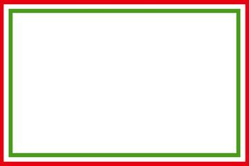 イタリアカラーフレーム