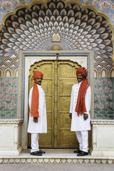 India, Rajasthan, Jaipur, City Palace