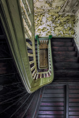 staircase  abandonment