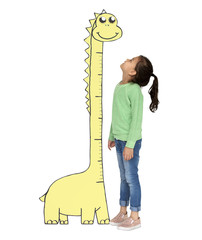 Tall Measure Height Child Growing Scale