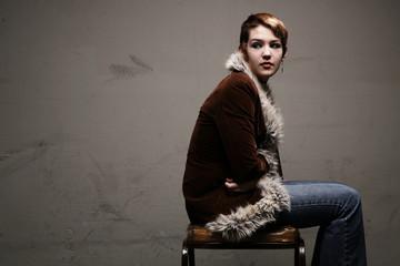 Urban Chair Woman