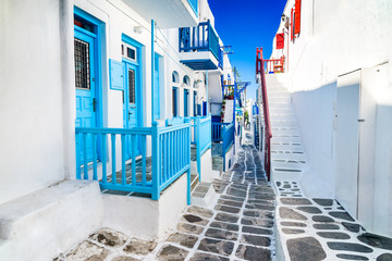 Mykonos, Greek Islands, Greece