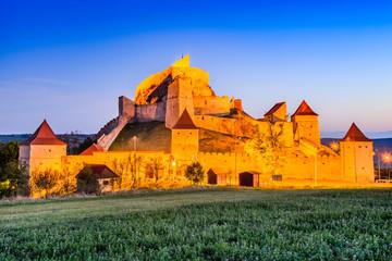 Fotomurales - Rupea Fortress, Transylvania, Romania