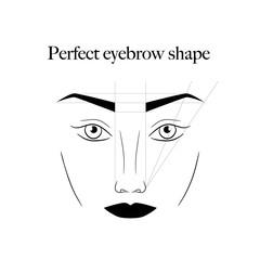 eyebrows scheme