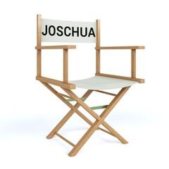 Regiestuhl Joschua