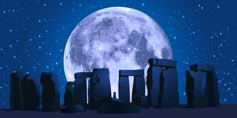 Stonehenge - Angleterre - monument - Grande-Bretagne - Royaume-uni - tourisme