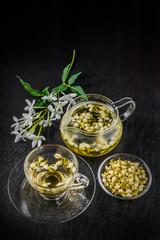 ジャスミンティー ハーブのお茶 General jasmine tea