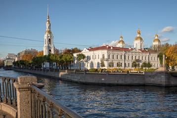 St. Nicholas Naval Cathedral, St.Petersburg