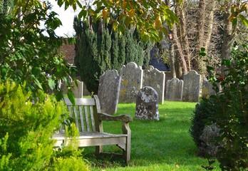 Vieux cimetière anglais