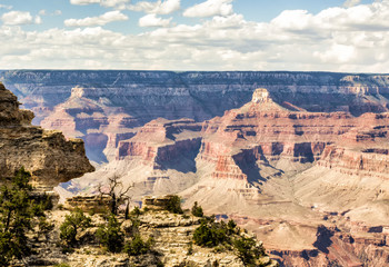 Mathew View Point - Grand Canyon, South Rim, Arizona, AZ, USA