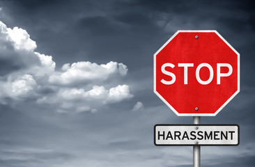 Stop harassment