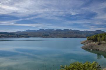 Vodocha Lake near Strumica, Macedonia