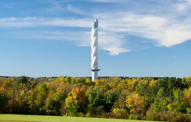 Rottweil: Testturm und Aussichtsplattform