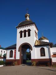 Monastery, Jabłeczna, Poland