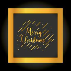 merry christmas celebrantion poster decoration