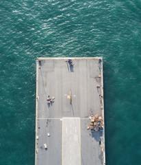 Droning on Sai Wan Instagram Pier