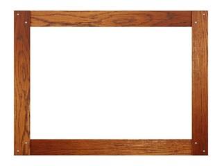 Holzbilderrahmen, quer