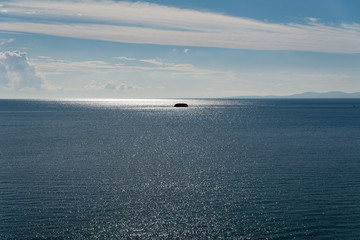 Insel in der Ferne