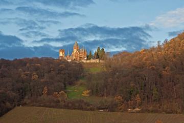 Foto op Aluminium Schloss Drachenburg