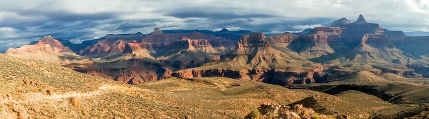 Panorama of Grand Canyon Wall mural