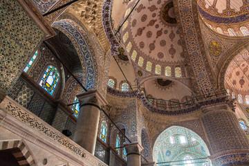 Sultanahmet Mosque (Blue Mosque) in Istanbul