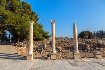 Ancient city Ephesus, Turkey