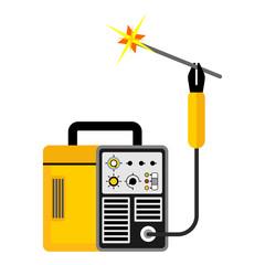 welding equipment icon