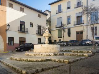 Aldomar's Fountain, Xativa, Spain