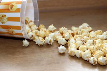 Popcorn in Dose