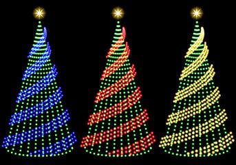 クリスマス イルミネーション C