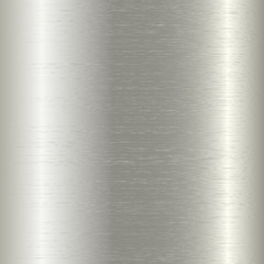 Metal silver, chrome, background. Grey silver foil texture. Vector