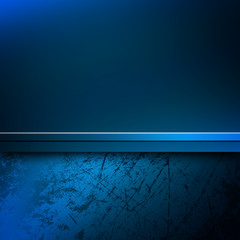 Abstract luxury blue background