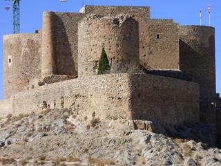 Consuegra, molinos de viento inspirados por Cervantes en Don Quijote de la Mancha