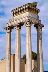 Römischer Tempel in Xanten