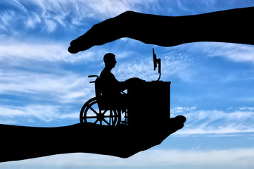 Concept of protection of the rights of persons with disabilities for employment