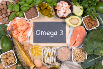 Omega 3 fatty acids food sources