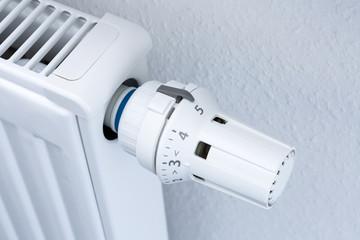 Thermostat Heizkörper heizen Ventil