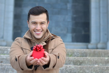Saint valentine present for your loved one